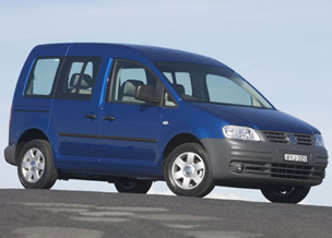 Pefkos Mare (GAM) Rent a Car - Volkswagon Caddy