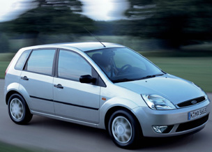 Pefkos Mare (GAM) Rent a Car - Ford Fiesta