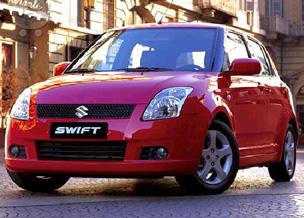 Pefkos Mare (GAM) Rent a Car - Suzuki Swift