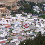 View accommodation in Lindos