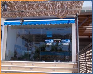 Happy moments fish spa therapy pefkos rhodes for Garra rufa fish pedicure locations